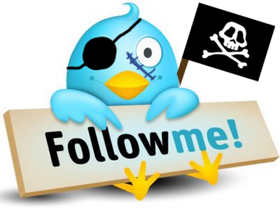 twitter follow me post