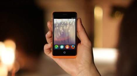 Smart Phone FireFox Os