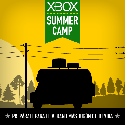 XBOX Summer Camp