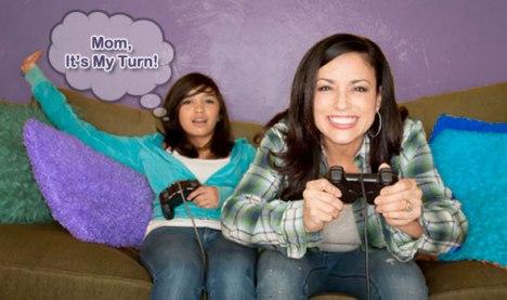 Mom Gamers Study