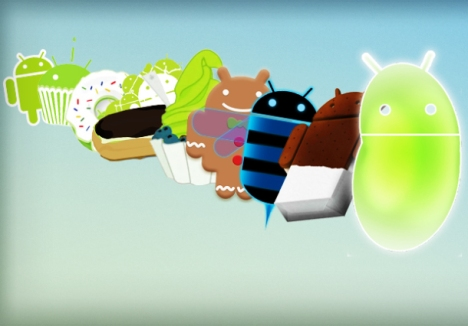 Androidevolution