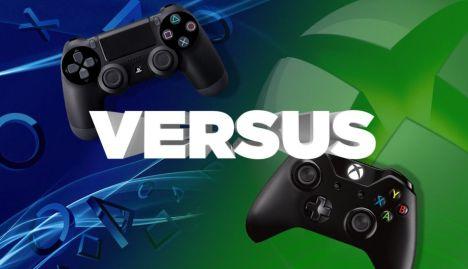 Xbox One vsPS4
