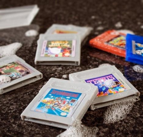 Imitan a juegos de SNES y Game Boy1
