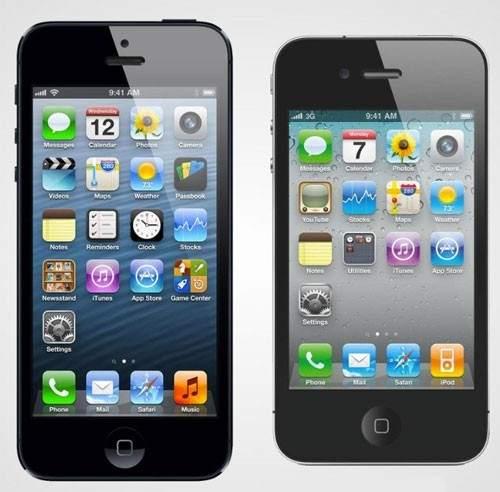 Iphone  De Cuantos Gb Hay