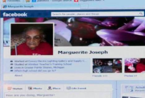 Facebook abuela