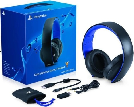 headset sin cables oficial de PS4