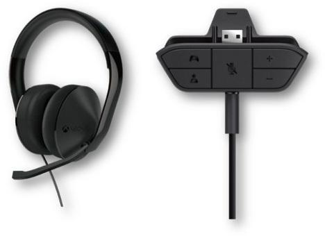 nuevo headset para Xbox One