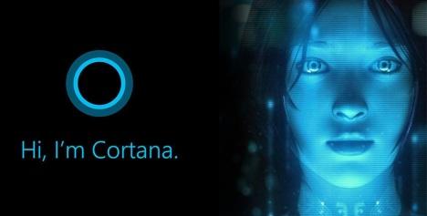 Cortana su asistente de voz