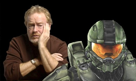 Ridley Scott  Halo