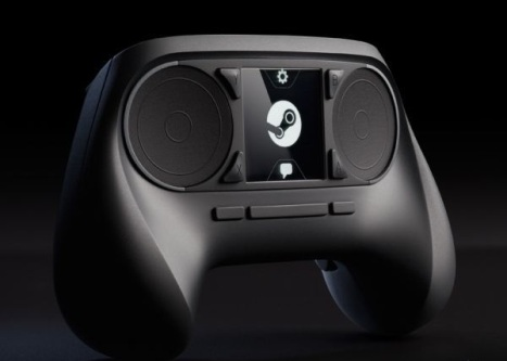 Steam Machine pad